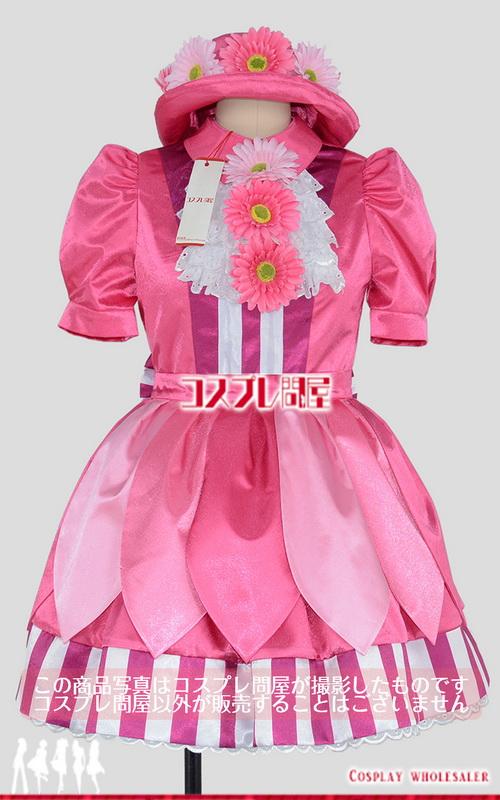 東京ディズニーランド(TDL) ウェルカムフラワーバンド ガーベラ パニエ付き レプリカ衣装 フルオーダー