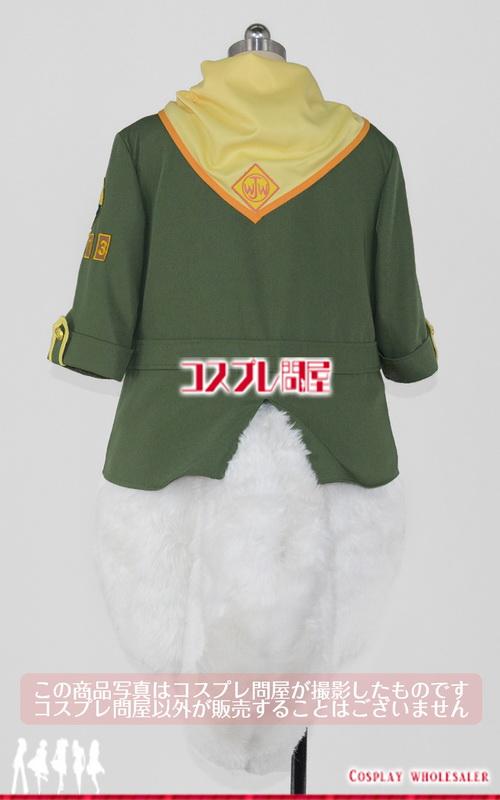東京ディズニーランド(TDL) キャンプ・ウッドチャック ドナルド 刺繍ワッペン レプリカ衣装 フルオーダー