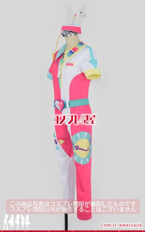 東京ディズニーランド(TDL) うさたま大脱走!2017 クララベル・カウのダンサー レッグカバー付き レプリカ衣装 フルオーダー