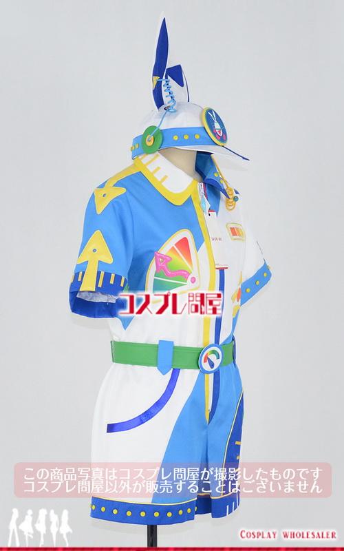 東京ディズニーランド(TDL) うさたま大脱走!2017 ミッキーのダンサー ブーツカバー付き レプリカ衣装 フルオーダー