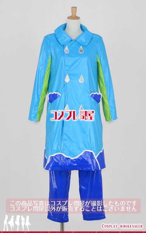 東京ディズニーランド(TDL) 雨の日限定 カッパ ミッキー 帽子付き レプリカ衣装 フルオーダー