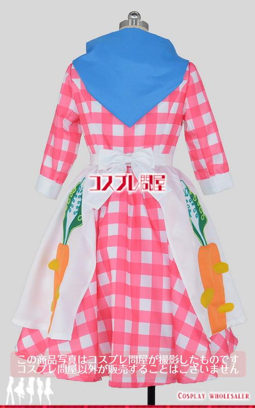 東京ディズニーランド(TDL) うさたま大脱走! 農家 女性ダンサー パニエ付き レプリカ衣装 フルオーダー