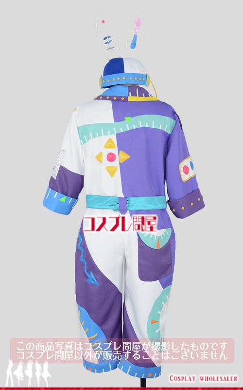 東京ディズニーランド(TDL) うさたま大脱走!2017 チップとデールのダンサー ブーツカバー付き レプリカ衣装 フルオーダー