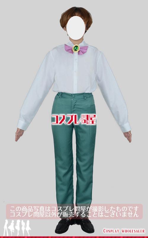 東京ディズニーシー(TDS) ヴィランズの手下 Mr.ポライト レプリカ衣装 フルオーダー