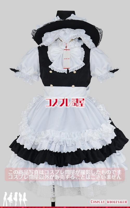 東方project(とうほうプロジェクト) 霧雨魔理沙(きりさめまりさ) コスプレ衣装 フルオーダー