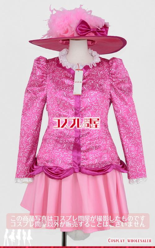 東京ディズニーシー(TDS) アメリカンウォーターフロント デイジー お尻付き レプリカ衣装 フルオーダー [1534]