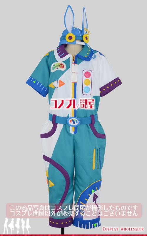 東京ディズニーランド(TDL) うさたま大脱走!2017 ドナルドのダンサー レプリカ衣装 フルオーダー [2113]