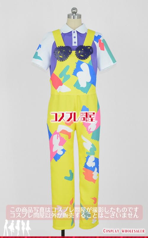 東京ディズニーランド(TDL) うさたま大脱走!2017 先頭女性ダンサー 黄色 レプリカ衣装 フルオーダー [2106]