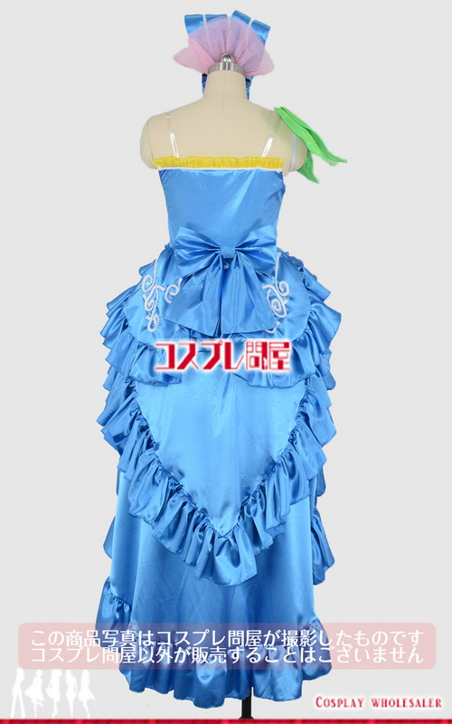 東京ディズニーランド(TDL) ディズニー・イースター2015 クラリス レプリカ衣装 フルオーダー