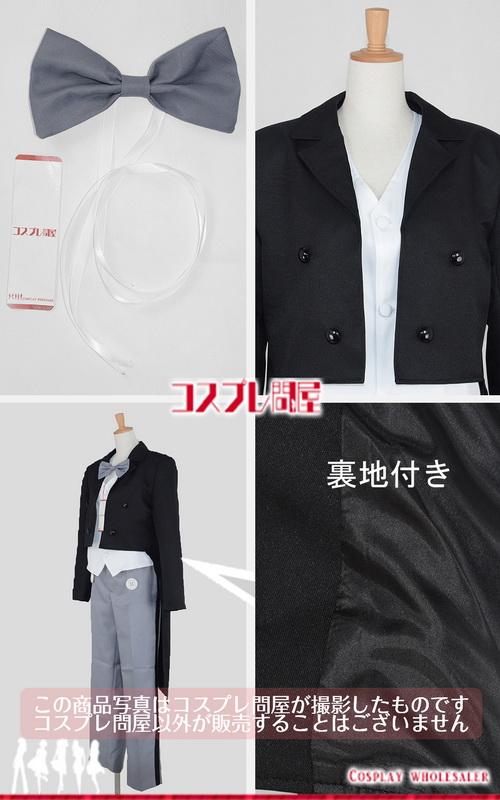 東京ディズニーランド(TDL) ワン・マンズ・ドリーム ミッキー モノクロ 白黒 レプリカ衣装 フルオーダー [2066]
