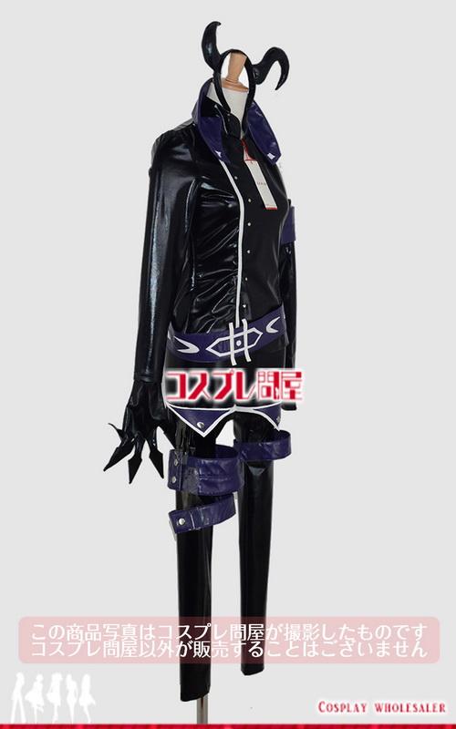 神撃のバハムート アザゼル 手袋付き コスプレ衣装 フルオーダー [2215]