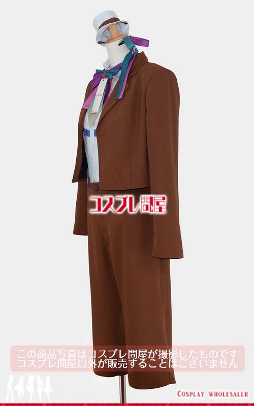 大正×対称アリス アリス 労働編 ミニハット付き コスプレ衣装 フルオーダー [2157]