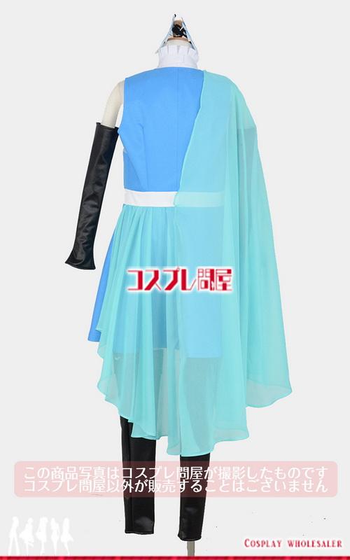 魔界王子 シトリー・カートライト 髪飾り付き コスプレ衣装 フルオーダー [2181]
