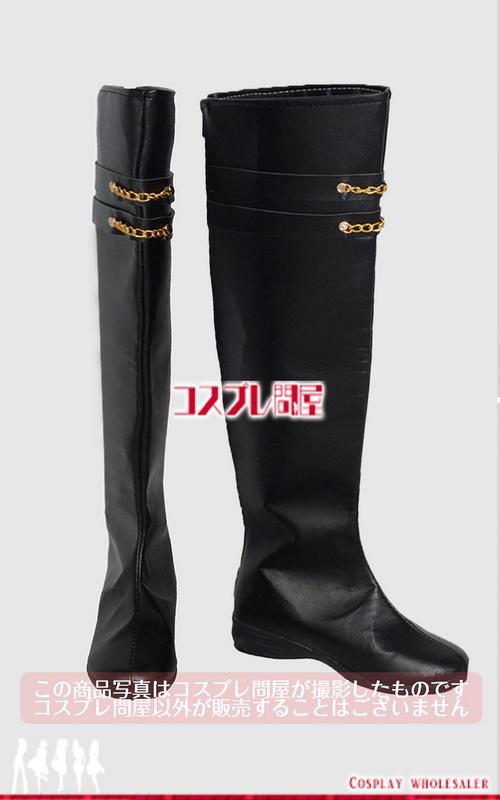 刀剣乱舞(とうらぶ) にっかり青江 極 靴 ロングブーツ コスプレ衣装 フルオーダー