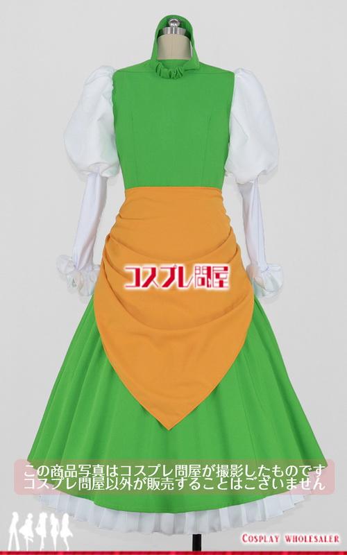 ドラゴンクエストXI(ドラクエ11) セーニャ パニエ付き コスプレ衣装 フルオーダー [2088]