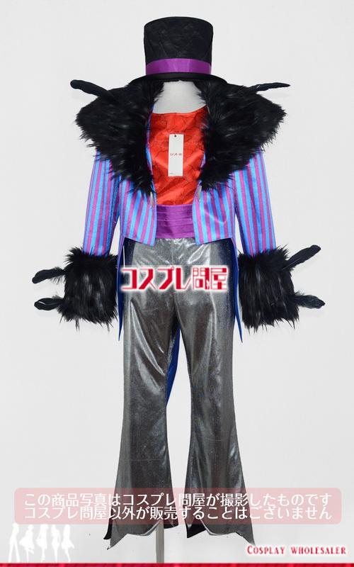 東京ディズニーシー(TDS) ヴィランズの手下 Mr.V レプリカ衣装 フルオーダー [2141]