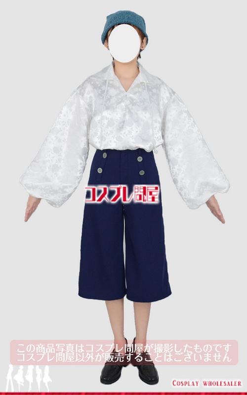 東京ディズニーランド(TDL) パイレーツ・ブラス ドラム 上 帽子付き レプリカ衣装 フルオーダー [2143]