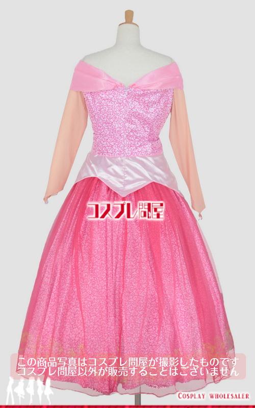 東京ディズニーランド(TDL) オーロラ姫 パニエ付 レプリカ衣装 フルオーダー [2096]