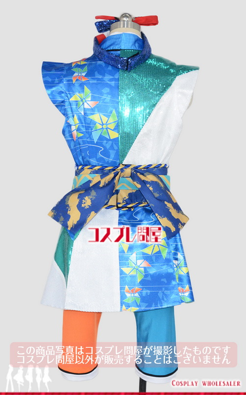 東京ディズニーランド(TDL) 燦水サマービート グーフィー&マックス ダンサー レプリカ衣装 フルオーダー [2237]