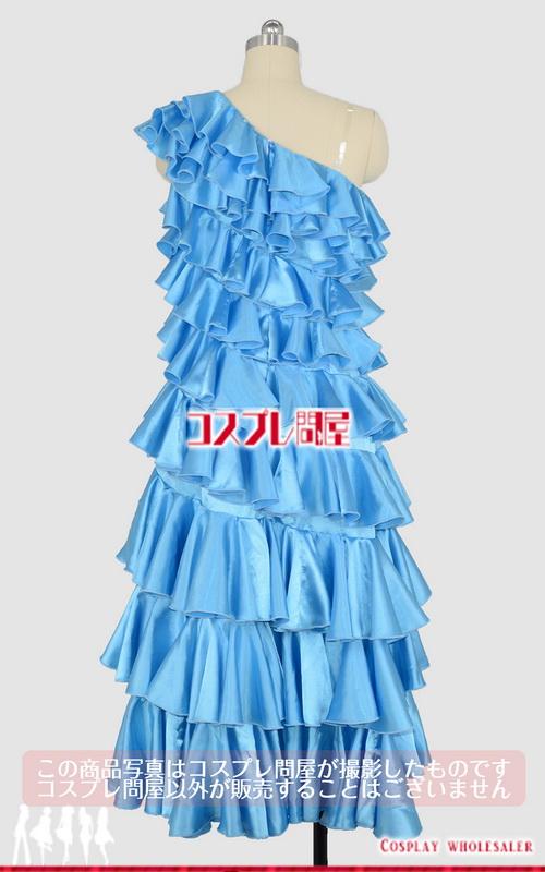 東京ディズニーランド(TDL) ミニー・オー!ミニー シンガー 水色 コスプレ衣装 フルオーダー [2152]
