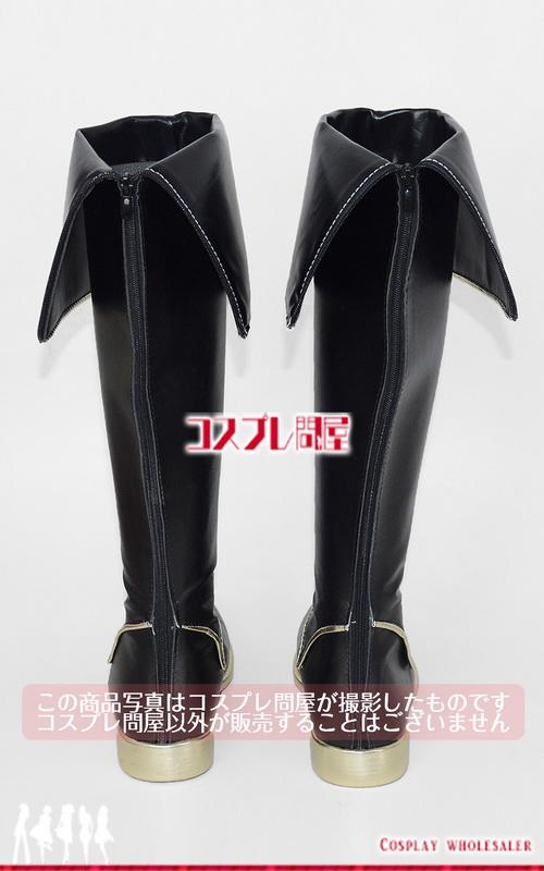 刀剣乱舞(とうらぶ) 明石国行(あかしくにゆき) 戦闘衣装 靴 ロングブーツ コスプレ衣装 フルオーダー