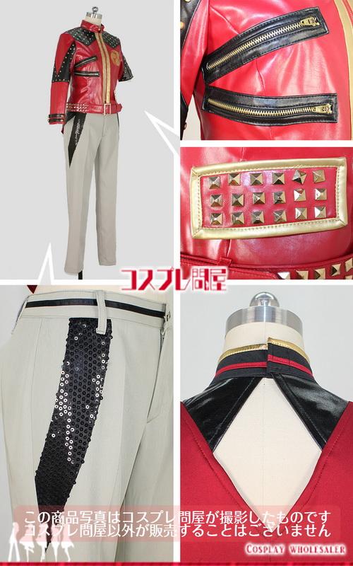 刀剣乱舞(とうらぶ) 和泉守兼定 ミュージカル 2部衣装 フルセット コスプレ衣装 フルオーダー [1685A]