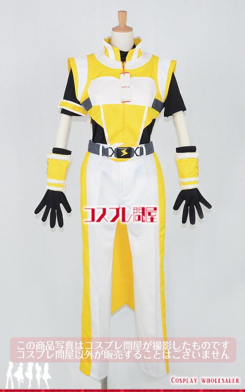 あんさんぶるスターズ!(あんスタ) 仙石忍 希望の黄 コスプレ衣装 フルオーダー [2365]
