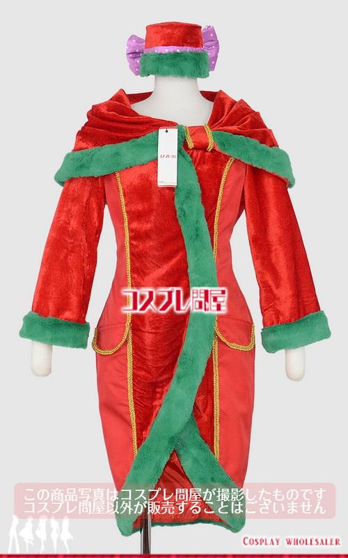 東京ディズニーシー(TDS) クリスマス・ウィッシュ2016 パーフェクト・クリスマス クラリス パニエ付き レプリカ衣装 フルオーダー [2323]