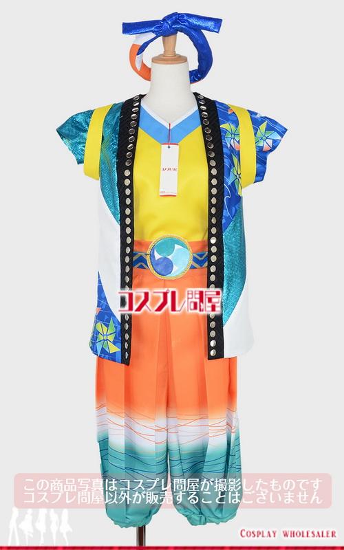 東京ディズニーランド(TDL) 燦水サマービート マックス レプリカ衣装 フルオーダー [2367]