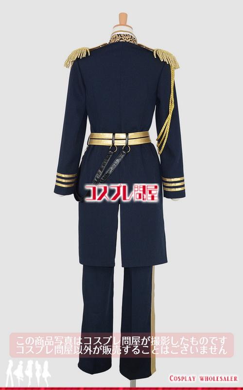 スタンドマイヒーローズ(スタマイ) 青山樹 軍服 コスプレ衣装 フルオーダー [2328]