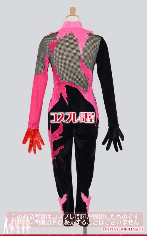ユーリ!!! on ICE(ユーリ オン アイス) ユーリ・プリセツキー FS(フリースタイル) ピンク コスプレ衣装 フルオーダー [2228]