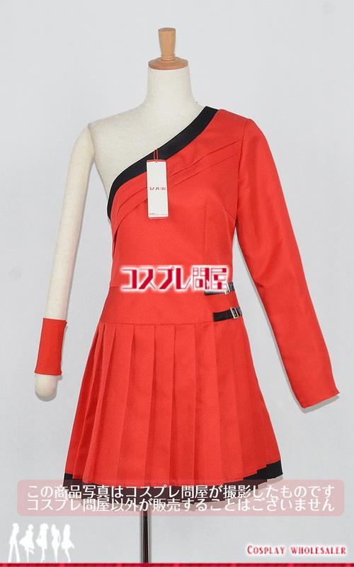 安室奈美恵 docomo 25周年CM 2000赤 レプリカ衣装 フルオーダー [2476]
