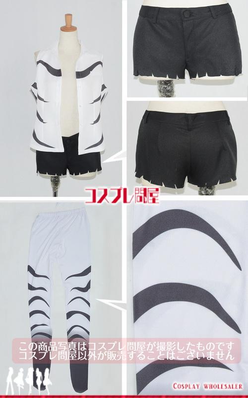 けものフレンズ(けもフレ) アードウルフ 手袋付き コスプレ衣装 フルオーダー [2471]