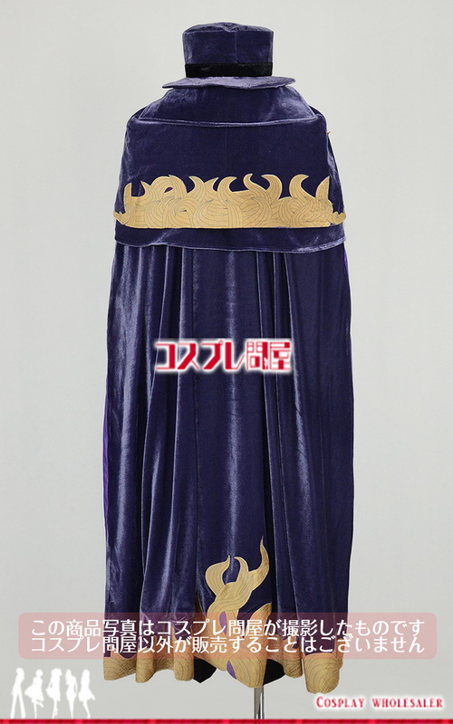 Fate/Grand Order カルデアエース(フェイトグランドオーダー・FGO・Fate go) 巌窟王 エドモン・ダンテス コスプレ衣装 フルオーダー [1887]