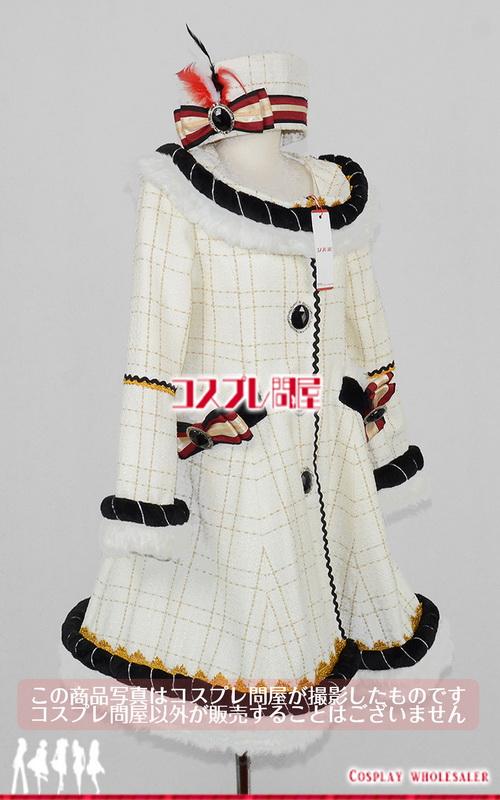 東京ディズニーシー(TDS) クリスマス・ウイッシュ2010 ミニー 帽子と腰リボンにストーン レプリカ衣装 フルオーダー [2095A]