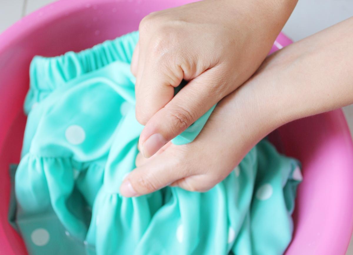 洗濯・保存方法