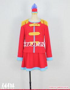 東京ディズニーランド(TDL) ミッキーの家とミート・ミッキー ミッキーの大演奏会 女性用衣装 レプリカ衣装 フルオーダー