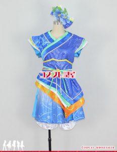 東京ディズニーランド(TDL) 夏祭り 雅涼群舞 ミニー レプリカ衣装 フルオーダー