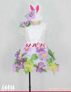 東京ディズニーランド(TDL) ディズニー・イースター2014 うさぎダンサー 紫 レプリカ衣装 フルオーダー