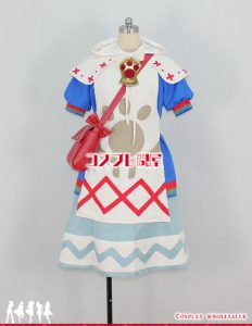 モンスターハンタークロス(モンハンクロス・MHX) ネコ嬢 コスプレ衣装 フルオーダー