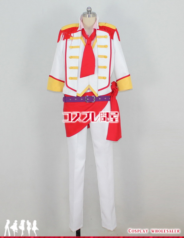 おそ松さん 松野おそ松 F6ステージ衣装 アイドル コスプレ衣装 フルオーダー