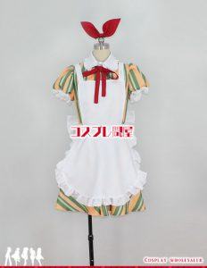けいおん!(K-ON!) 平沢唯(ひらさわゆい) 不思議の国deティータイム コスプレ衣装 フルオーダー