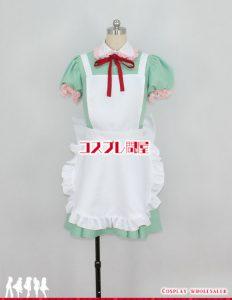 けいおん!(K-ON!) 琴吹紬(ことぶきつむぎ) 不思議の国deティータイム コスプレ衣装 フルオーダー
