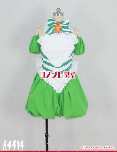 THE IDOLM@STER ONE FOR ALL(アイドルマスターワンフォーオール・アイマス) 秋月律子 ティータイムハピネス コスプレ衣装 フルオーダー
