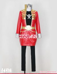 海賊戦隊ゴーカイジャー ゴーカイレッド レプリカ衣装 フルオーダー
