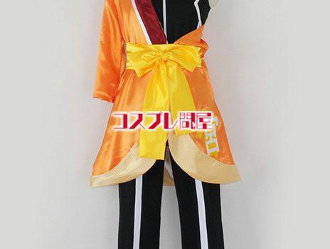 急襲戦隊ダンジジャー ダンジオレンジ レプリカ衣装 フルオーダー