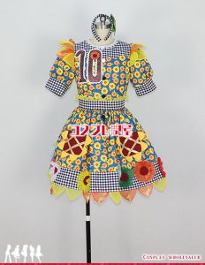 私立恵比寿中学 夏だぜジョニー 柏木ひなた レプリカ衣装 フルオーダー