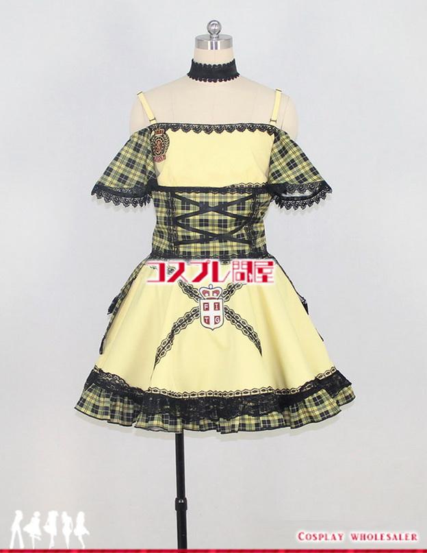 タンポポ(ハロー!プロジェクト) 飯田圭織 再結成コンサート レプリカ衣装 フルオーダー