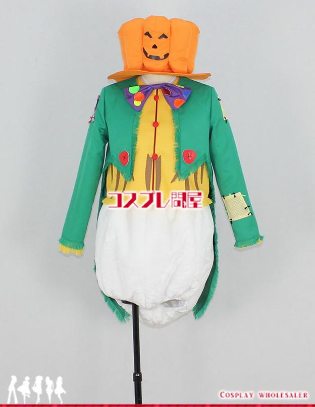 東京ディズニーランド(TDL)★ディズニー・ハロウィーン パンプキン楽団 ドナルドダック レプリカ衣装 フルオーダー