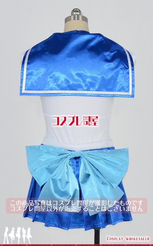 美少女戦士セーラームーン(セラムン) セーラーマーキュリー コスプレ衣装 フルオーダー [0811]